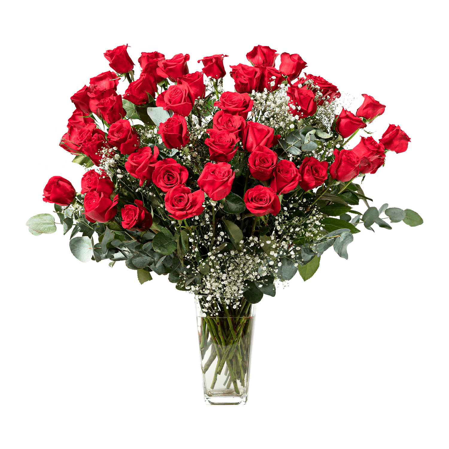 This is the ideal bouquet to show your love! For yourself, for friends, for your significant other; the most important part is to love always.